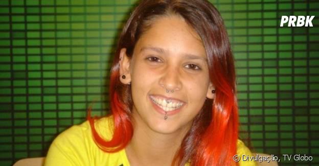 "Juliana Brandão foi eliminada na primeira semana do ""BBB5"""