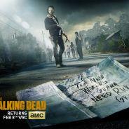 """Em """"The Walking Dead"""": na 5ª temporada, novo poster traz pistas do que vem por aí!"""