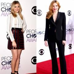 Duelo de looks: Chloë Moretz ou Bella Thorne? Quem roubou a cena no tapete vermelho essa semana?