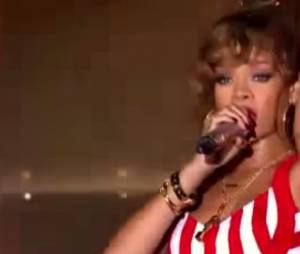 "Rihanna cantando ""Umbrella"" no Rock in Rio 2011"