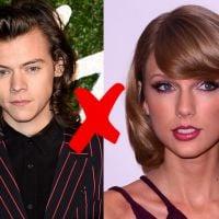 Harry Styles, do One Direction, é ignorado por Taylor Swift em saguão de hotel!