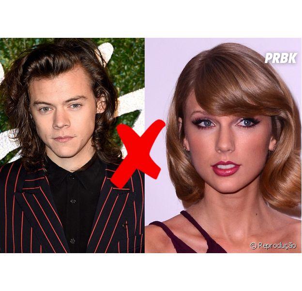 Taylor Swift simplesmente ignorou Harry Styles em saguão de hotel! #OMG