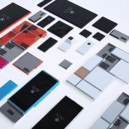 Smartphone modular da Google vai ser vendido como teste ainda este ano