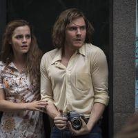 Emma Watson aparece super tensa em imagem de novo drama alemão