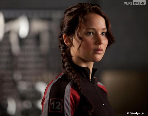 """Jennifer Lawrence ganhou sucesso internacional após atuar em """"Jogos Vorazes""""!"""