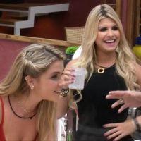 """Reality """"BBB15"""": Aline e Júlia entram na casa e disputam a última vaga do programa!"""