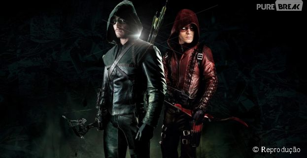 """Stephen aposta que Roy (Colton Haynes) vai assumir responsabilidades em """"Arrow"""""""