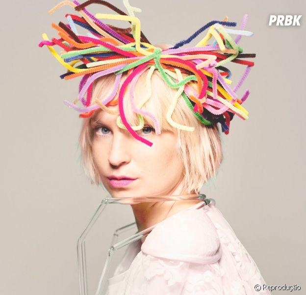 """Sia confirma que fará parte da trilha sonora de """"50 Tons de Cinza"""""""