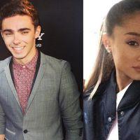 Nathan Sykes, ex de Ariana Grande e antigo The Wanted, escreve música sobre namoro com a cantora!