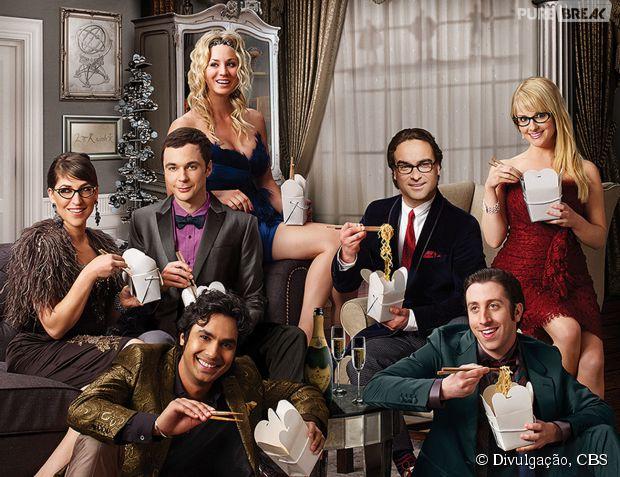 """O que você acha que precisa acontecer em """"The Big Bang Theory""""?"""