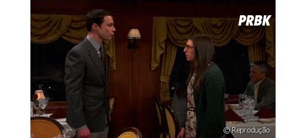 """Será que Sheldon (Jim Parsons) e Amy (Mayim Bialik) vão fazer """"aquilo""""?"""