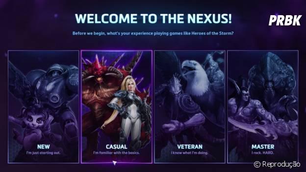 """""""Heroes Of The Storm"""" tem níveis para todos os tipos de jogadores"""