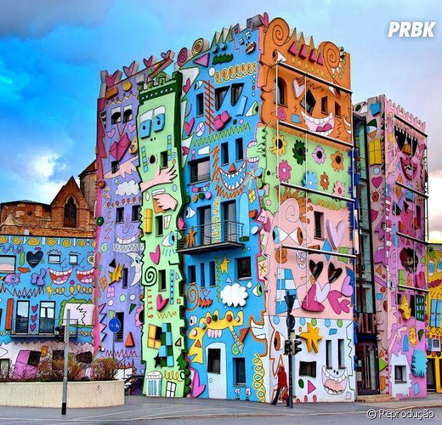"""""""Happy Rizzi House"""", Braunschweig, Alemanha"""