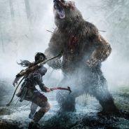 """Em """"Rise of the Tomb Raider"""": Lara Croft vai pra Sibéria atrás de respostas sobre imortalidade"""