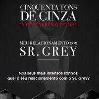 """Filme """"50 Tons de Cinza"""" ganha app no Facebook e você pode """"namorar"""" com Christian Grey"""