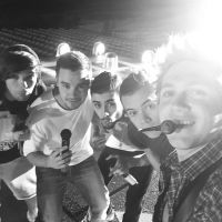 One Direction publica selfie durante ensaios de sua nova turnê mundial