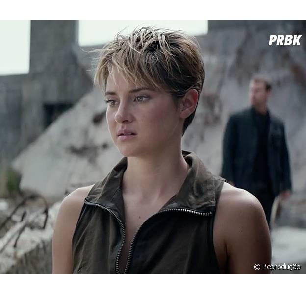 """Trailer de """"Insurgente"""", com Shailene Woodley"""