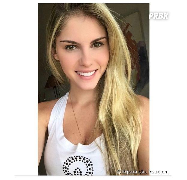 Bárbara Evans publica foto durante pilates