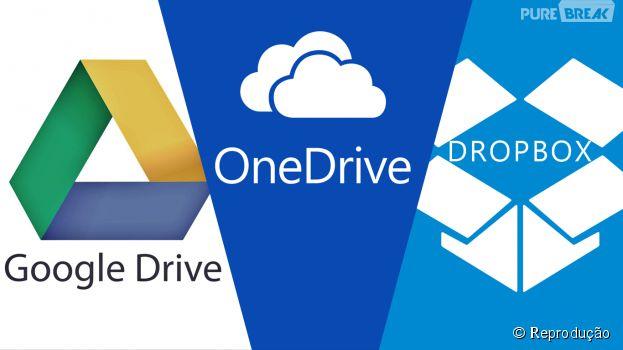 OneDrive oferece 100GB gratuitamente para usuários do Dropbox!