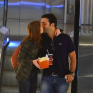 Marina Ruy Barbosa e Caio Nabuco aproveitam fim de semana de muito namoro, cinema e beijo na boca