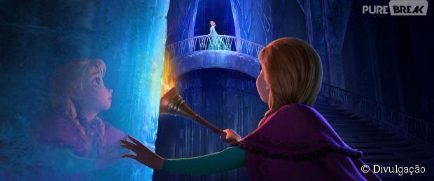 """""""Frozen - Uma Aventura Congelante"""""""