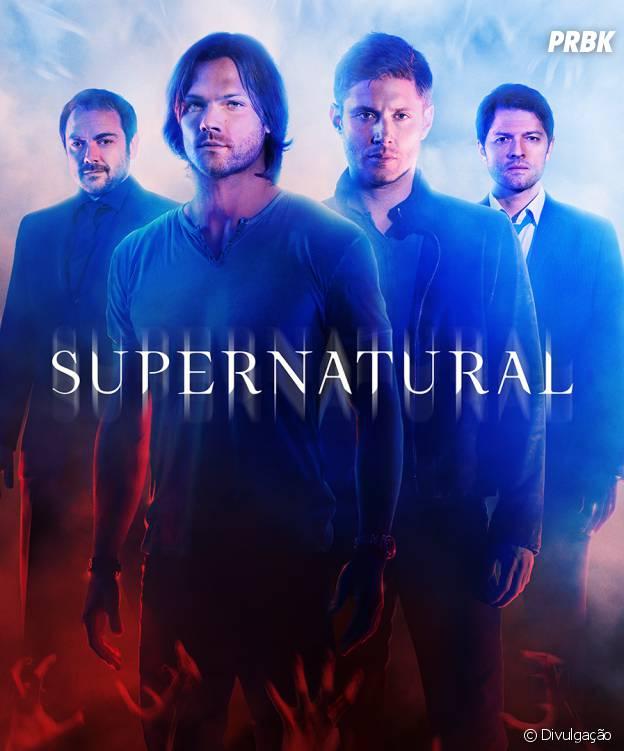"""""""Supernatural"""" dá adeus à 10ª temporada no dia 20 de maio"""