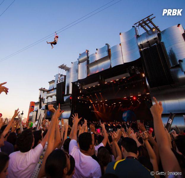 Rock In Rio 2013, quinta edição que ocorreu no Rio de Janeiro