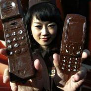 Carro ou smartphone de chocolate na Páscoa? Confira essas e outras bizarrices já feitas com o doce!