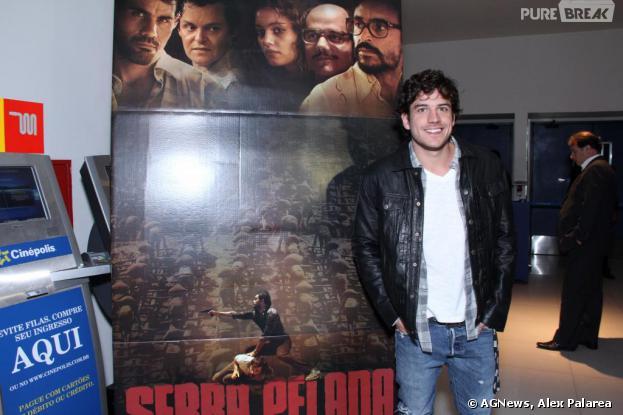 Marcos Pigossi deve participar de duas novelas seguidas na Globo