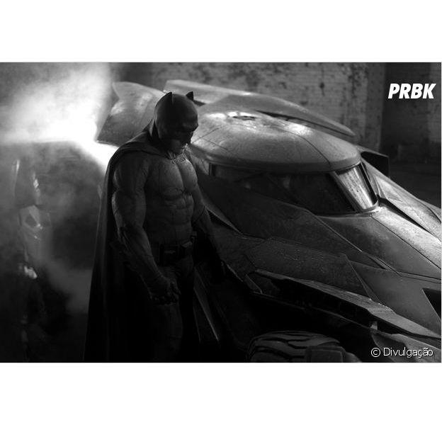 "Cenas de ""Batman X Superman"""