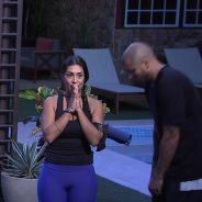 """Final """"BBB15"""": Amanda passa Cézar e Fernando e ganha pela segunda vez a Prova do Líder!"""