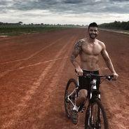 Gusttavo Lima mostra boa forma em foto no Instagram e prova que está bem de saúde!