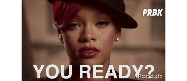 Rihanna se apresenta no Rock in Rio no dia 26 de setembro