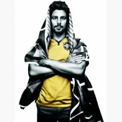 Cauã Reymond e Neymar são clicados usando nova camisa da Seleção Brasileira