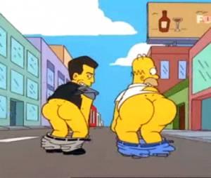 Homer Simpson só fala alguma coisa que alguém ja disse antes