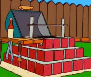 Jeitinho Homer Simpson de resolver as coisas: rápido e ineficiente