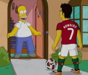Quando Homer Simpson pensa em começar a fazer alguma coisa, ele muda de ideia bem rápido