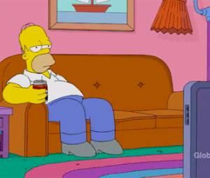 Uma das pérolas de Homer Simpson