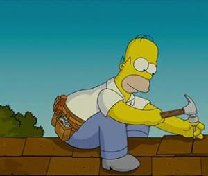 De fracasso o Homer Simpson entende melhor que ninguém