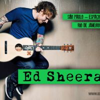 """Ed Sheeran no Brasil: Fãs esperam que clipe de """"Photograph"""" tenha partes filmadas no país!"""
