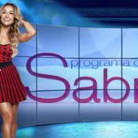 """Sabrina Sato comemora 1 ano de sucesso de seu programa na Record: """"Realização de um sonho"""""""
