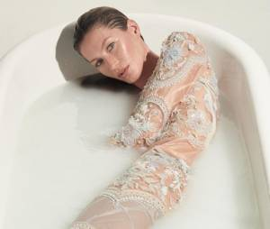 Gisele Bündchen será capa da Vogue Brasil e representará os quatro elementos da natureza