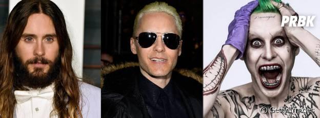 """Jared Leto precisou mudar de visual para """"Esquadrão Suicída"""""""