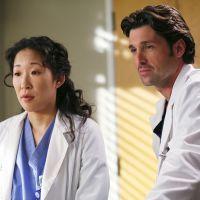 """Em """"Grey's Anatomy"""": Cristina (Sandra Oh) pode não voltar para o funeral de Derek (Patrick Dempsey)!"""
