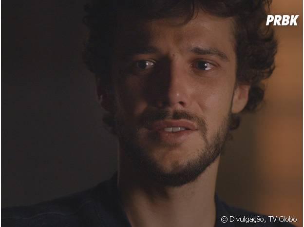 "Pedro (Jayme Matarazzo) termina com Júlia (Isabelle Drummond) na novela ""Sete Vidas"", da Globo"