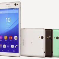 Sony lança smartphone Xperia C4 totalmente voltado para quem adora tirar selfies perfeitas!