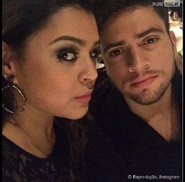 Rodrigo Godoy, noivo de Preta Gil, se estressa com seguidor no Instagram