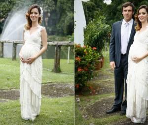 """Laura (Nathalia Dill) e Caíque (Sergio Guizé) ficam juntos no final de """"Alto Astral"""""""