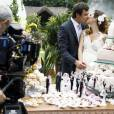 """Finalmente em """"Alto Astral"""", Laura (Nathalia Dill) e Caíque (Sergio Guizé) se casam na história"""