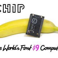 C.H.I.P é menor computador já lançado! Confira essa e outras miniaturas tecnológicas já inventadas!